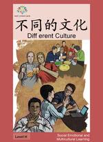 不同的文化