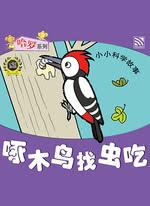 啄木鸟找虫吃