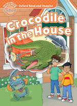 Crocodile in the House