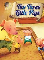 三只小猪(双语书)