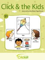 Cricket Click & the Kids (二、三年级)