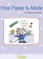How Paper Is Made