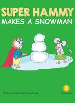 超级憨米堆雪人