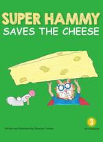 超级憨米保卫奶酪